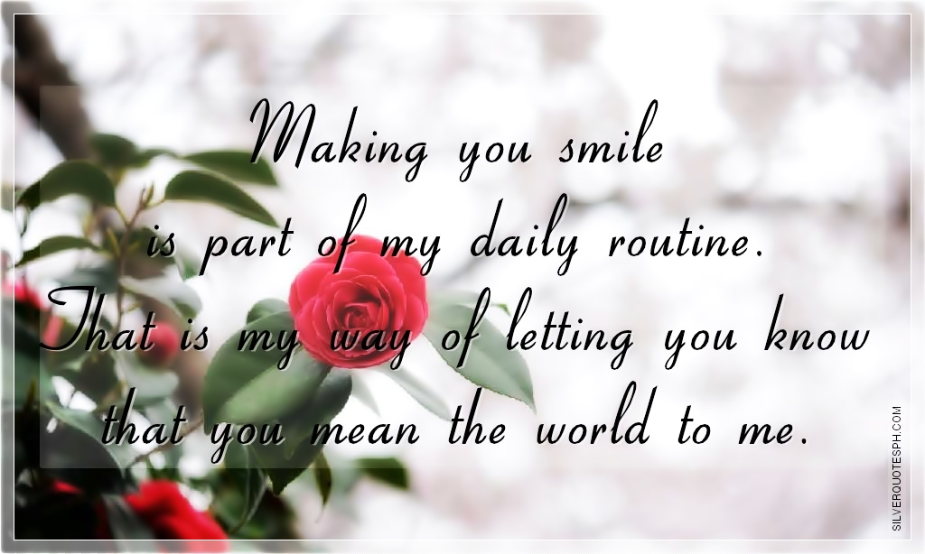 30 Love Quotes That Make You Smile