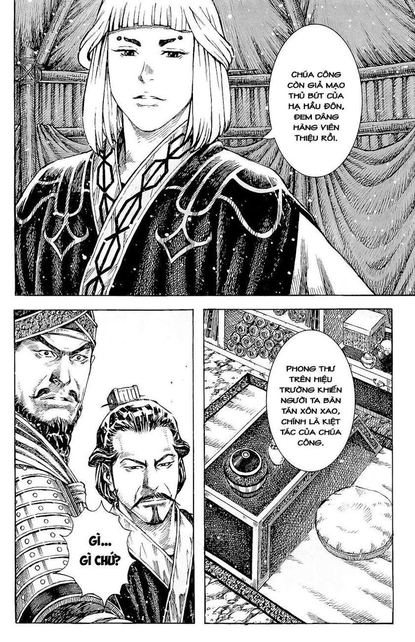 Hỏa phụng liêu nguyên Chương 354: Nhất hỏa mẫn cừu [Remake] trang 10