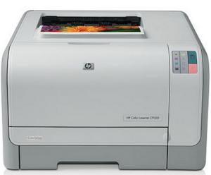 HP LaserJet P Printer