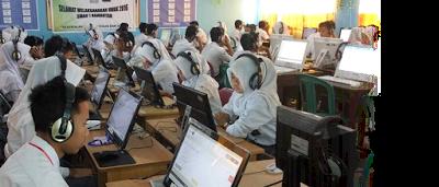UN Berbasis Komputer Jauh Lebih Hemat Dibanding UN Kertas Pensil
