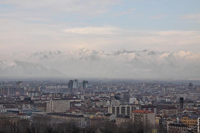 Альпы в Турине