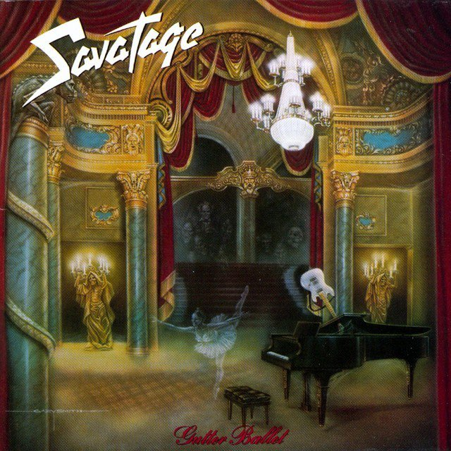 Savatage, She's in love