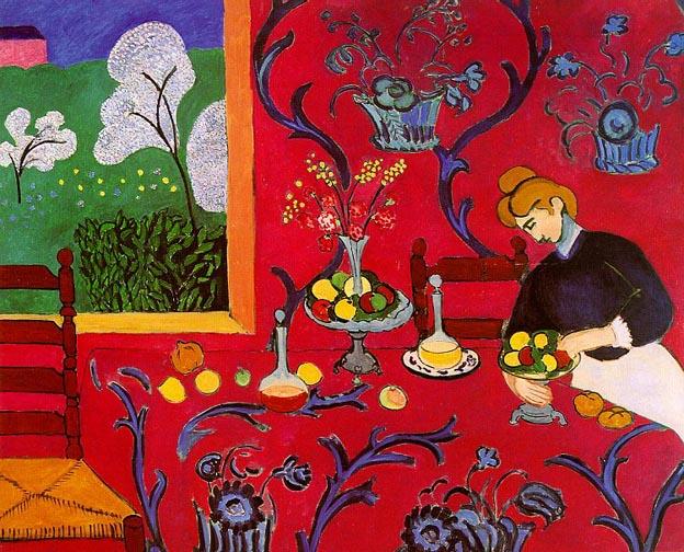 Ispirarsi All'arte: Henri Matisse