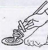Memperbaiki Getaran Pada Tongkat Persneleng ( Transmisi )
