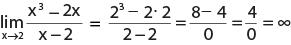 Contoh soal limit fungsi dan pembahasannya nomor 6