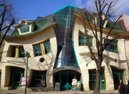 ilginç mimari tasarımlar