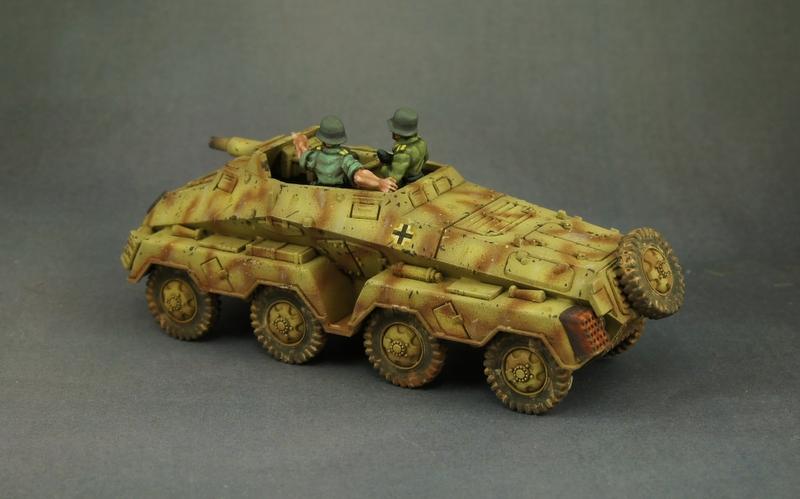 Xulutec 172 Sdkfz 233 Stummel