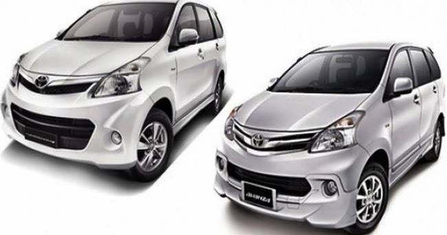 2018 Toyota Avanza Veloz Luxury Toyota Reales