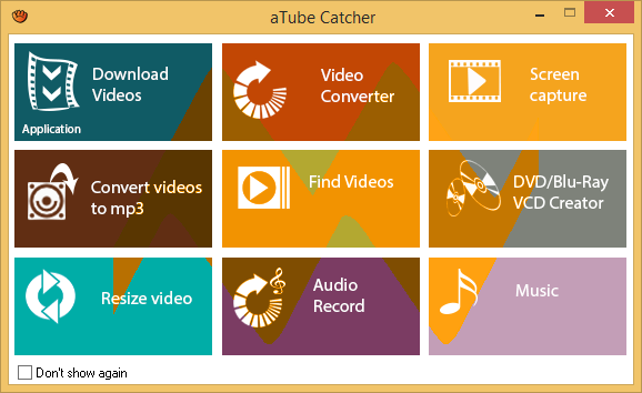aTube Catcher 3.8.8001