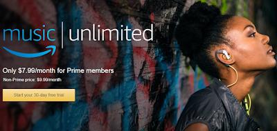 Comment débloquer et écouter Amazon Music Unlimited en dehors des États-Unis?