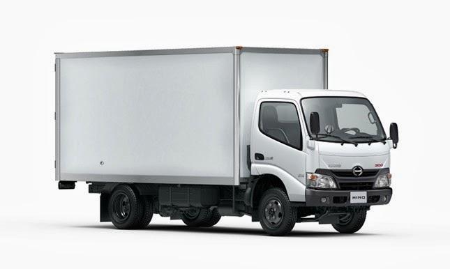 Giá xe tải Hino