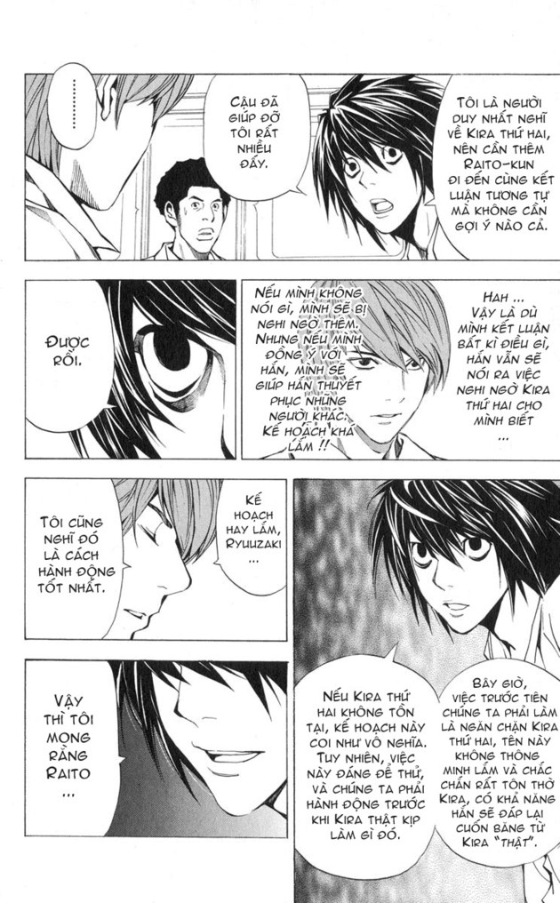 Death Note chapter 026 trang 16