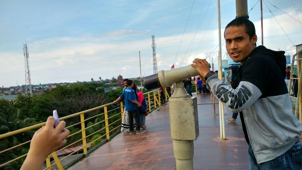 Monumen PLTD Apung, Jejak Tsunami Yang Kini Menjadi Lokasi Wisata Edukasi