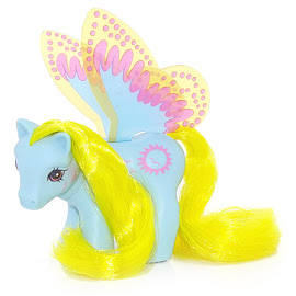 MLP Whirly Year Seven Windy Wing Ponies G1 Pony