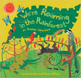 We're Roaming the Rainforest Book Study