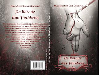 """""""De Retour des Ténèbres"""", de Bloodwitch Luz Oscuria"""