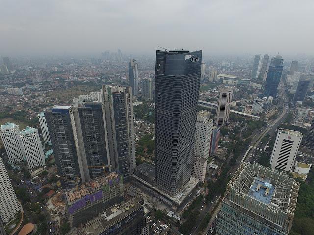 Menara Assra :Gedung-Gedung Tertinggi di Indonesia