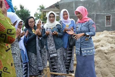 Bupati Lampung Timur Pimpin Upacara HUT Ikatan Bidan Indonesia ke 66