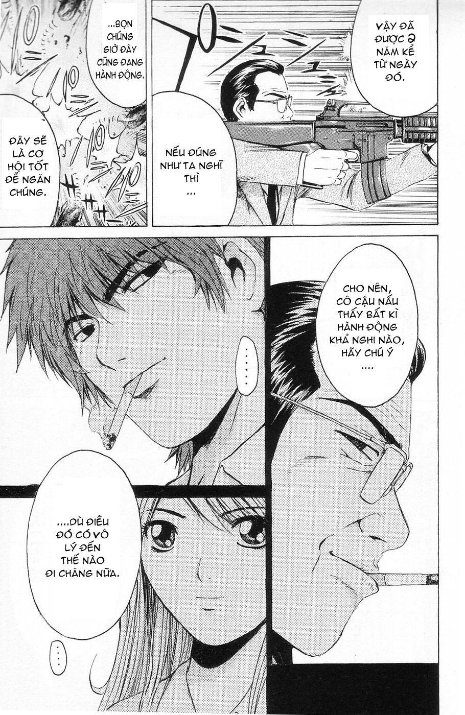 Rose Hip Zero chap 12 trang 14
