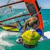 Synergy sponsoroi purjelautailun maailmanmestaria