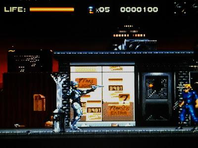 Robocop versus the terminator videogame