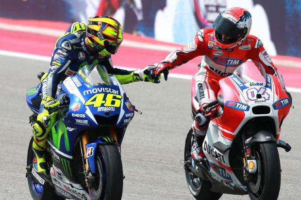 Jika Kalian Mau Sukses di MotoGP, Tirulah Dovizioso
