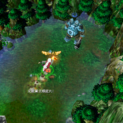 naruto castle defense 6.0 Grand Flame Rasengan