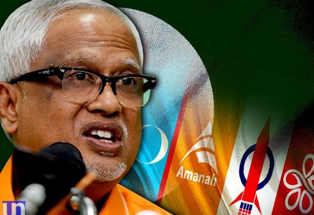 Mahfuz Ahli PAS Tapi Bersungguh Pertahankan DAP Dari Dikecam Oleh PAS