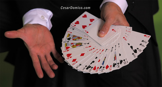 Easy Magic Tricks, Card tricks - TheACEofMAGIC.com