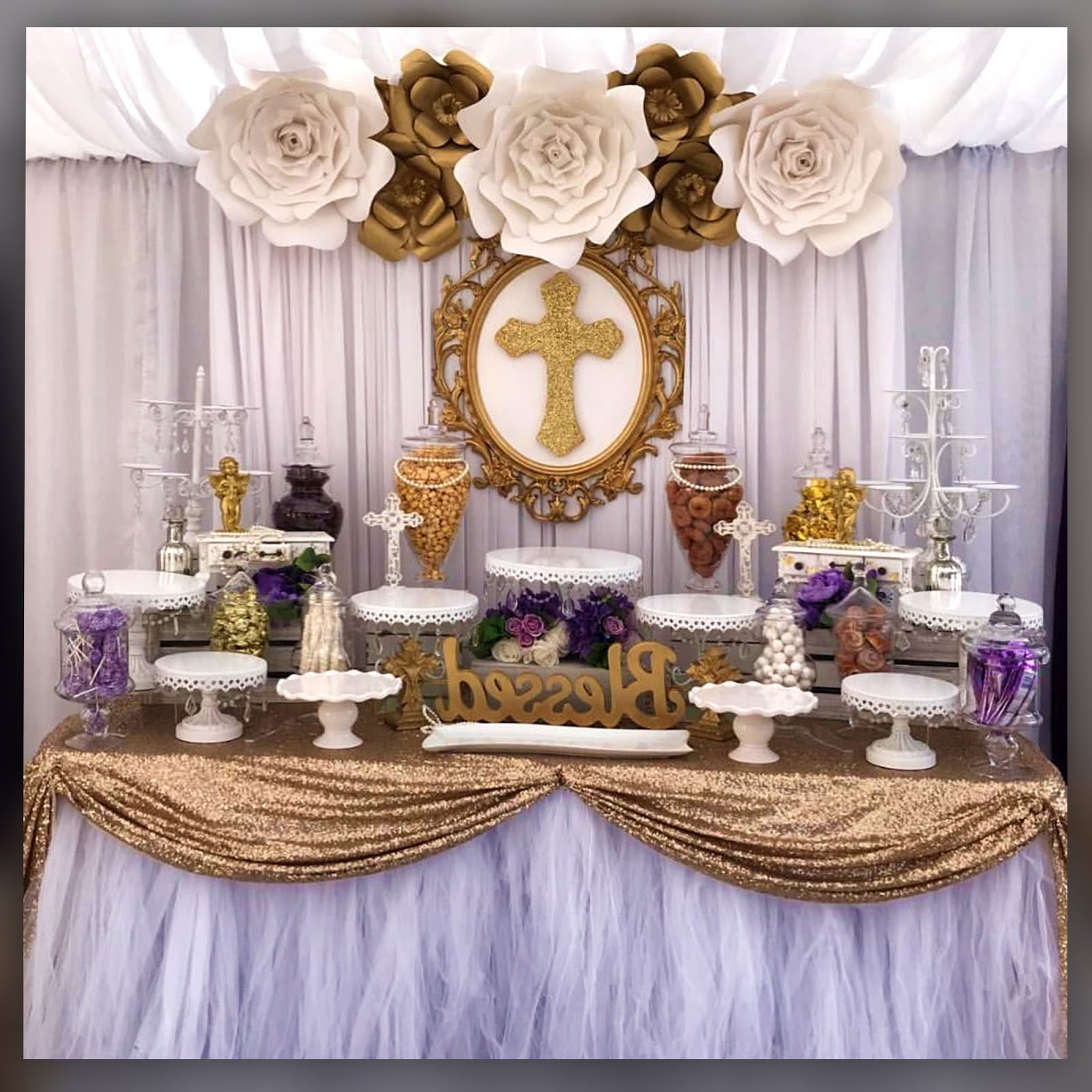 decoracion de primera comunion