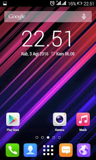 Custom Rom Infinix X507 for Evercoss A7E