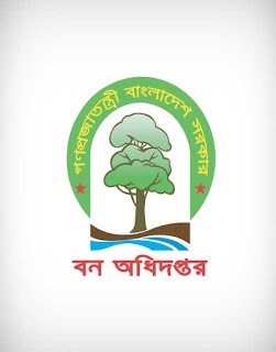 bangladesh forest department vector logo, bangladesh forest department logo, bangladesh forest department, bangladesh, forest, department