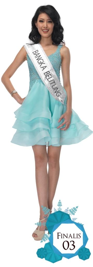 Profil dan Biodata Lengkap Natasha Mannuela, Miss Indonesia 2016
