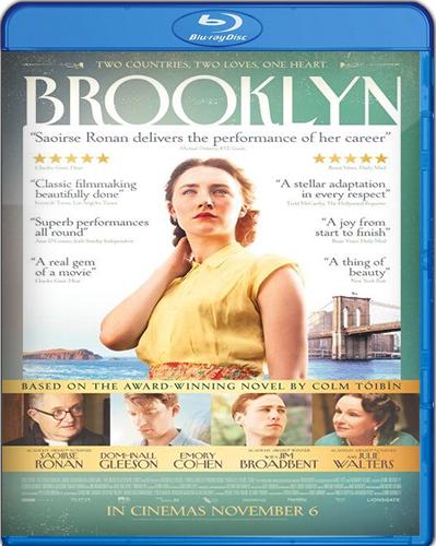 Brooklyn [2015] [BD25] [Latino]