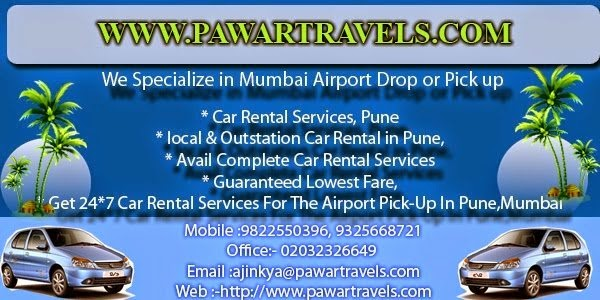 car hire rent  service In pune
