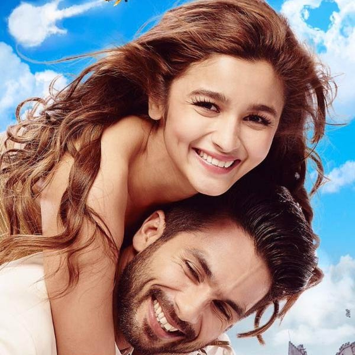 beautiful copule alia bhatt and shahid kapoor wallpaper - beautiful