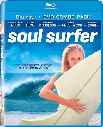 Soul Surfer 2011 Dual Audio Hindi 720p BRRip 800mb