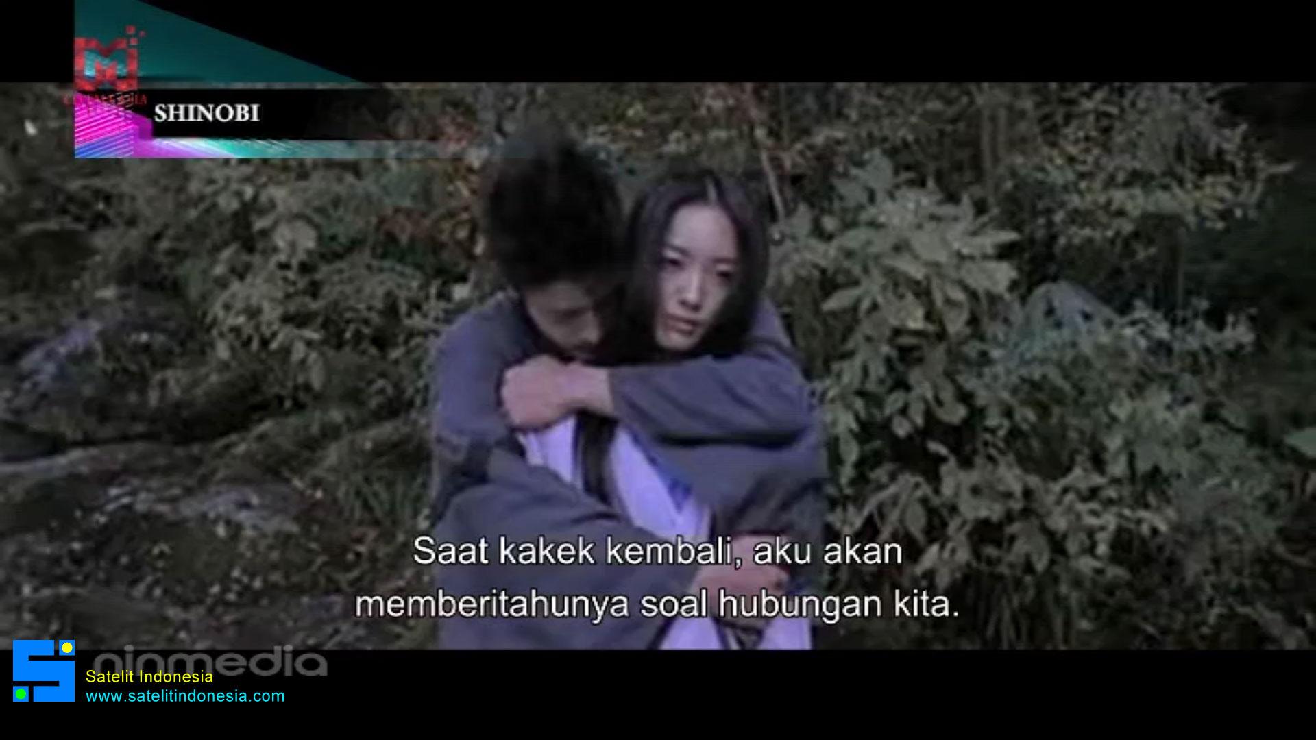 Frekuensi siaran My Cinema Asia di satelit ChinaSat 11 Terbaru