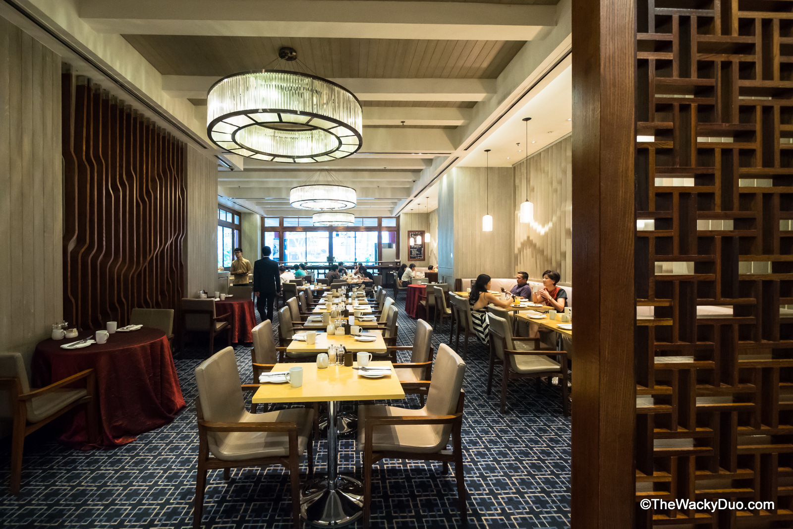 Singapore Marriott Cafe Breakfast Buffet Review The