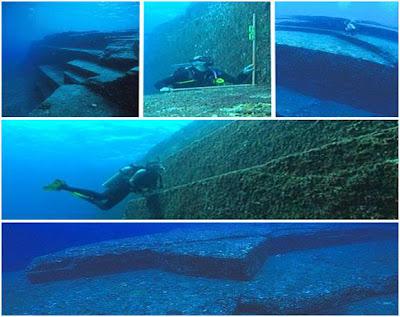 Underwater%2BRuins%2Bin%2BJapan.  7 Monumen Misterius di Dunia
