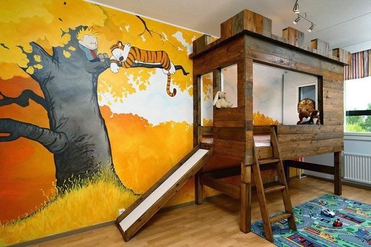 ideas decorar dormitorio infantil