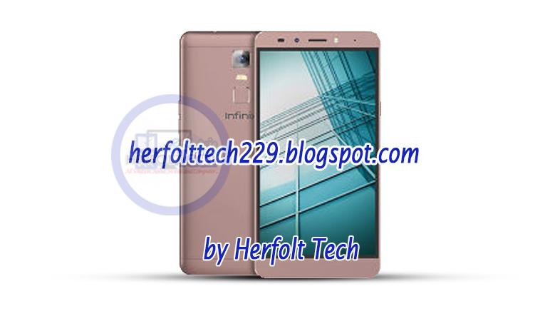 INFINIX NOTE 3 X601 FACTORY SIGNED FIRMWARE - Herfolt Tech