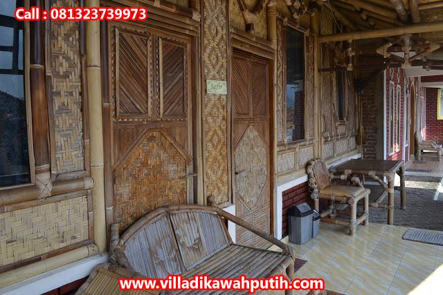 Villa Batu Alam Endah Ciwidey Bandung SAFIR - VillaBatuAlamEndahCiwidey.Com