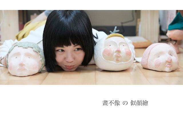 KIDISLAND兒童島插畫家Yukito提供不像的似顏繪活動