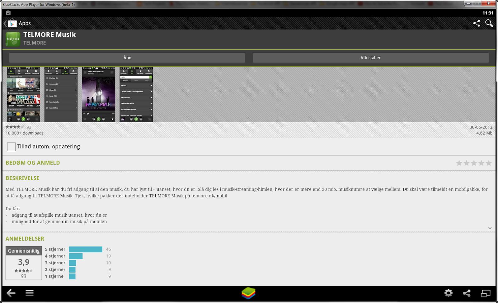 telmore musik download