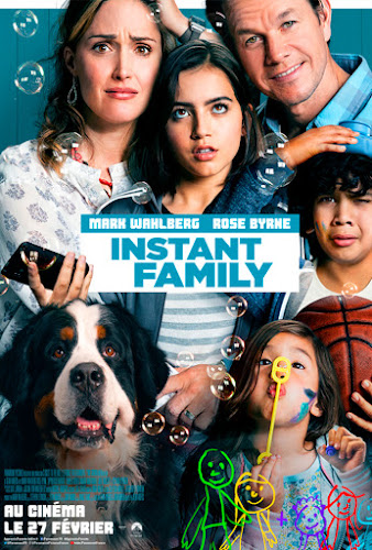 Instant Family (BRRip 720p Dual Latino / Ingles) (2018)