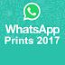 Os melhores prints do whatsapp em 2017