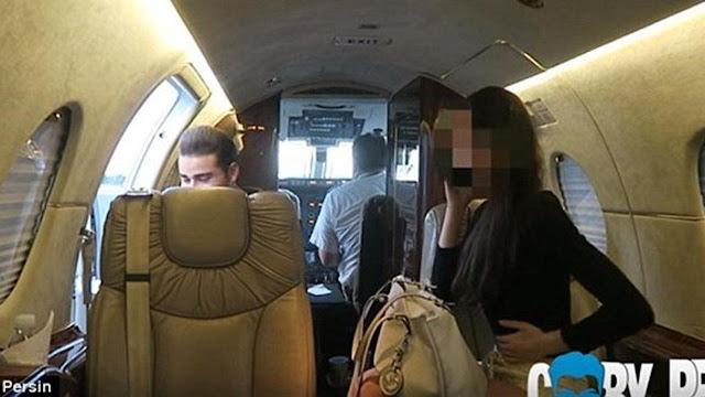 تخلت عن حبيبها لتسافر بطائرة خاصّة مع شاب آخر.. فسقطت في الفخ!