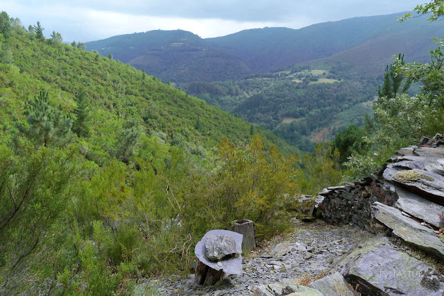 Cortín en La Senda del Oro - Asturias