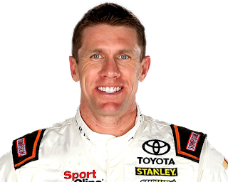 Carl Edwards Receives Stan Musial Award #NASCAR
